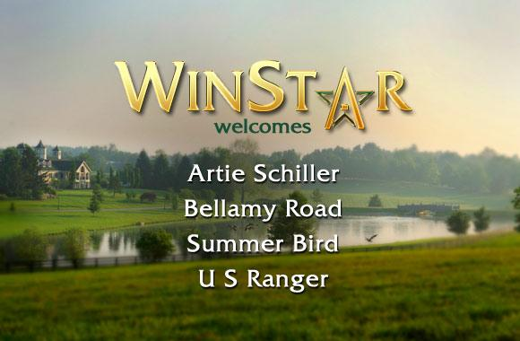 WinStar acquires interest in Pauls Mill stallions title=