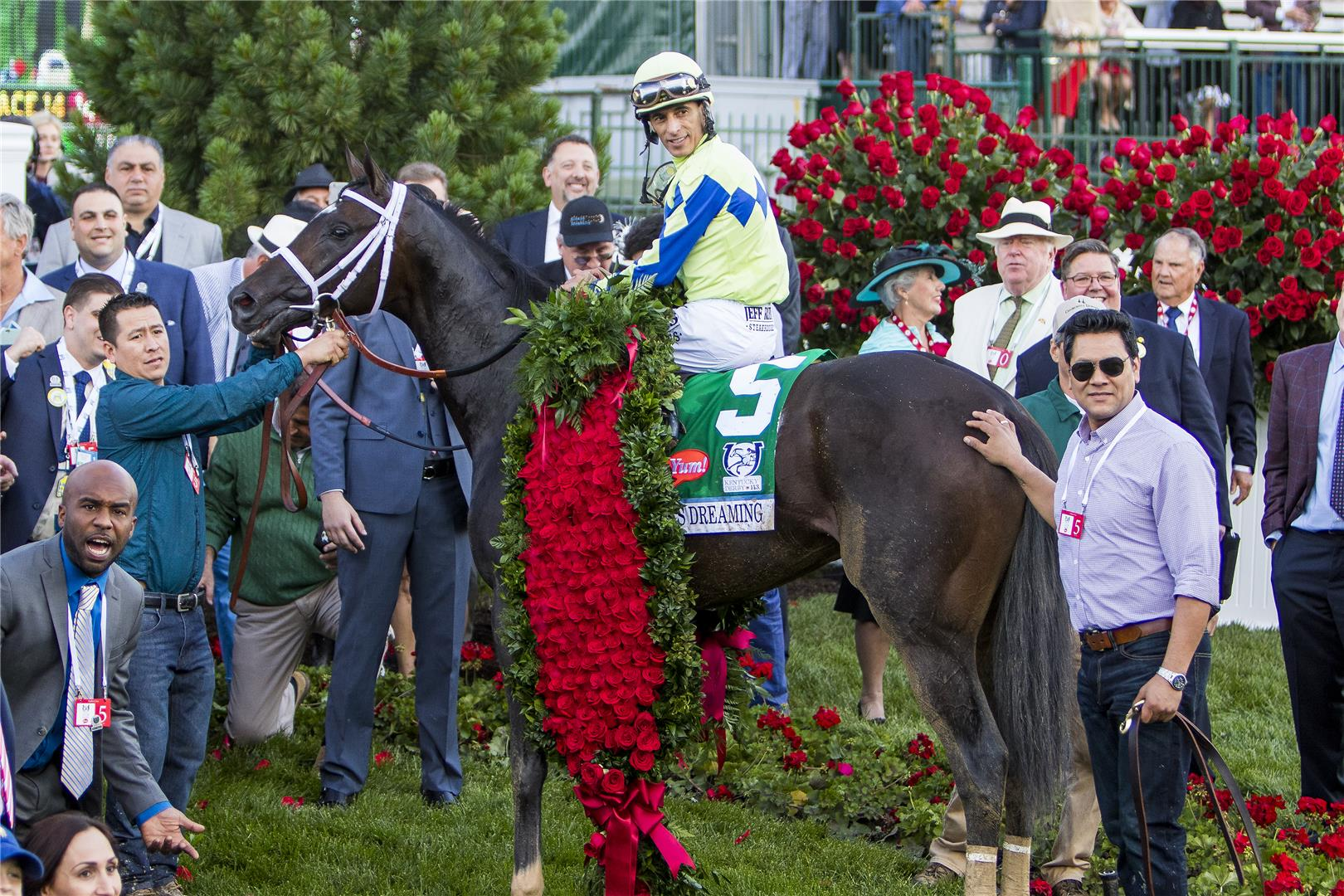 Kentucky Derby winner Always Dreaming to stand at WinStar upon retirement title=
