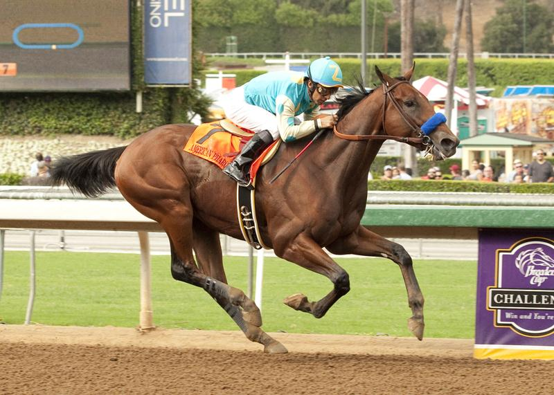 Pioneerof the Nile's American Pharoah wins Eclipse Award