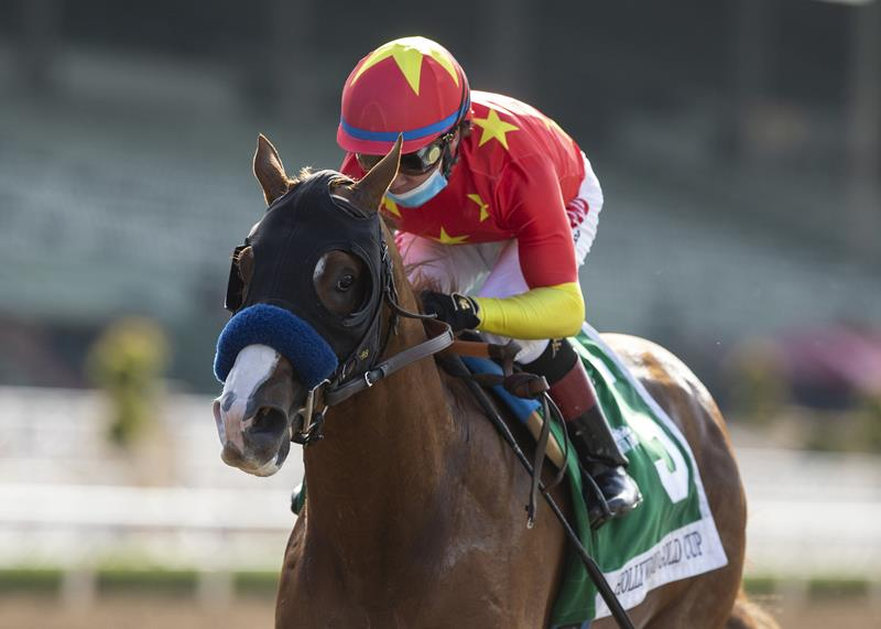 Improbable much the best in Hollywood Gold Cup (G1) title=