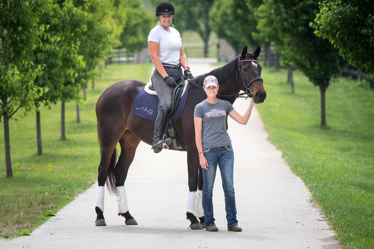 Former WinStar training grad finds new career as RRP Makeover competitor title=