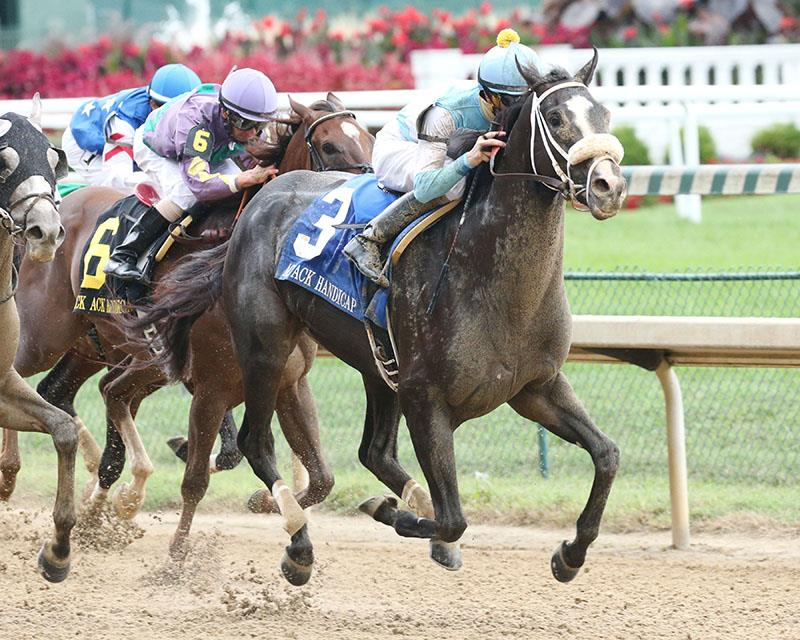 Tom's Ready headed to Breeder's Cup after taking Ack Ack H. (G3) title=