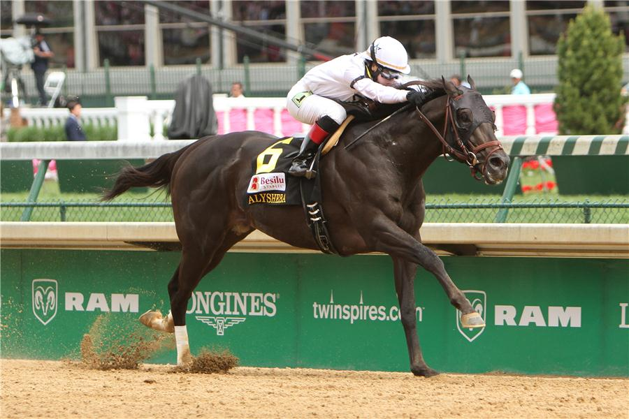 Bill Oppenheim: Take Charge Indy in run for Horse of the Year