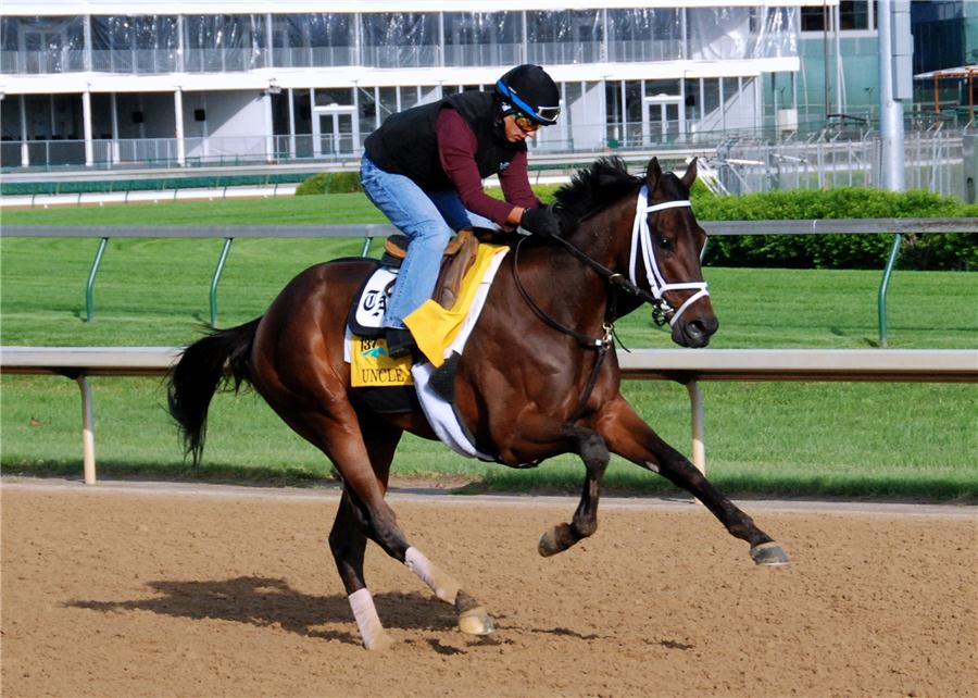 Uncle Mo working toward return at WinStar title=