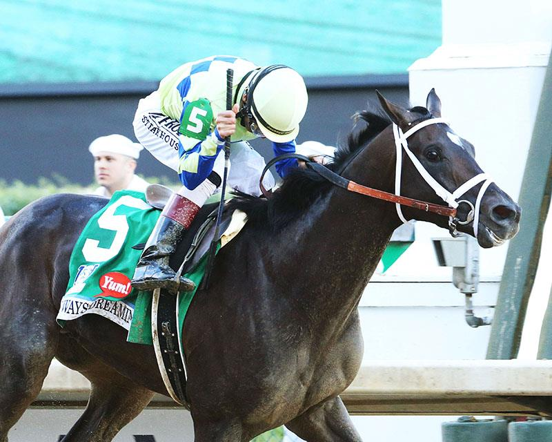 "Bodemeister colt is a ""Dream"" come true in Kentucky Derby (G1) 143 title="