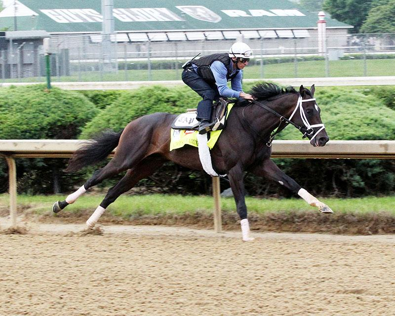 Always Dreaming set to go from post five in Kentucky Derby (G1) title=