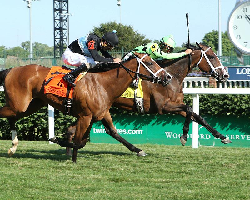 Cash Control becomes graded winner in Mint Julep S. (G3) title=