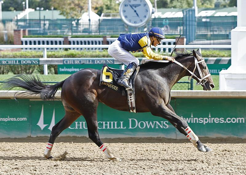 Pair of 2YO's for Colonel John in this year's Breeders' Cup title=