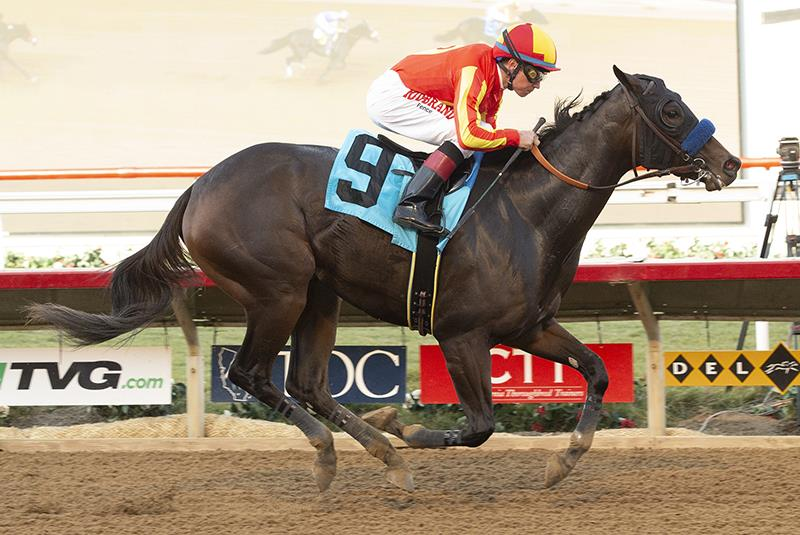 Golden Principal becomes the fifth TDN Rising Star for Constitution title=