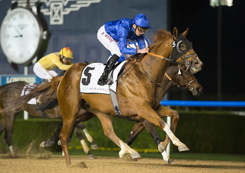 Comicas surges to take Meydan's Dubawi S. (G3) title=