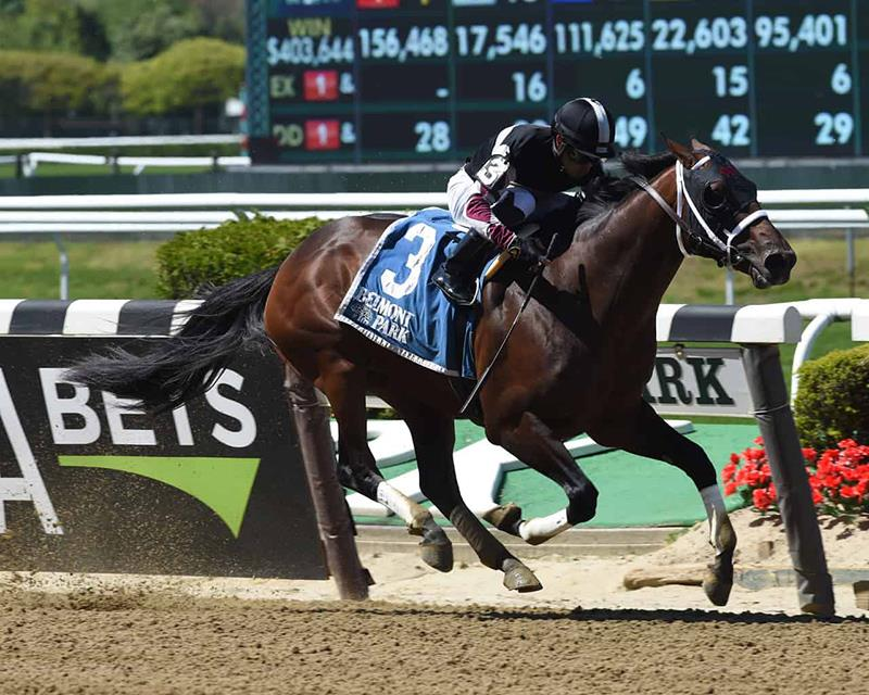 Global Campaign prevails in Peter Pan S. (G3) for first stakes win title=