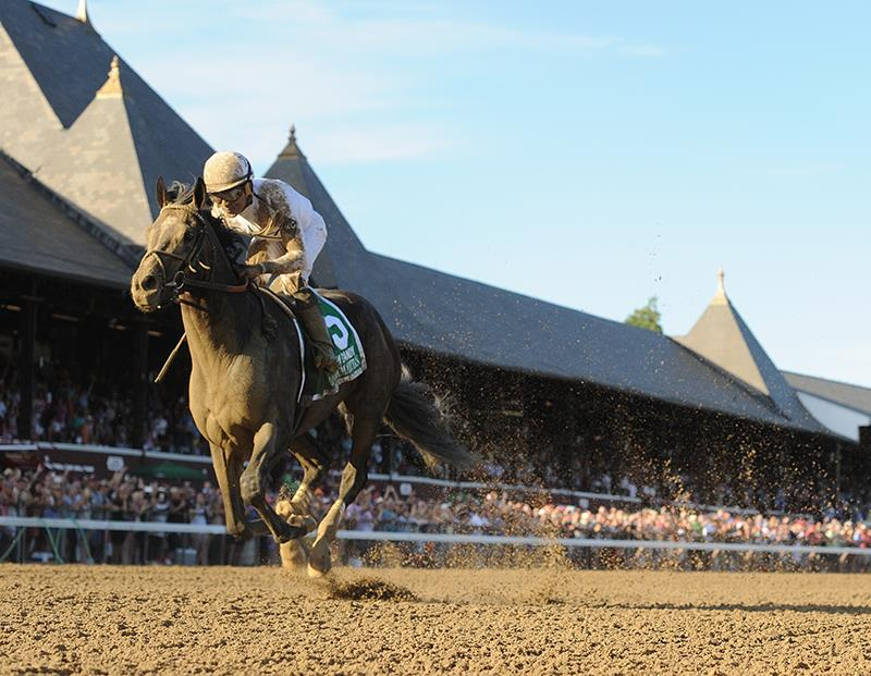 Good Samaritan goes from last to first to take Jim Dandy S. (G2) title=