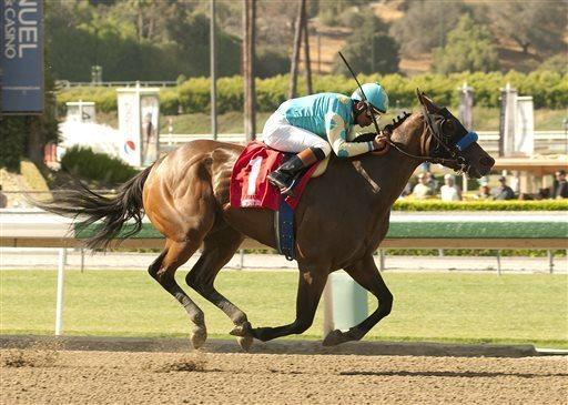 'Pioneer' filly dominates in G2 Summertime Oaks
