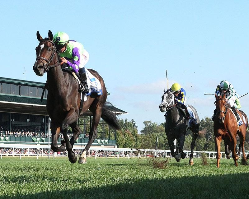 More Than Ready filly relishes Keeneland turf in Jessamine S. (G3) victory title=