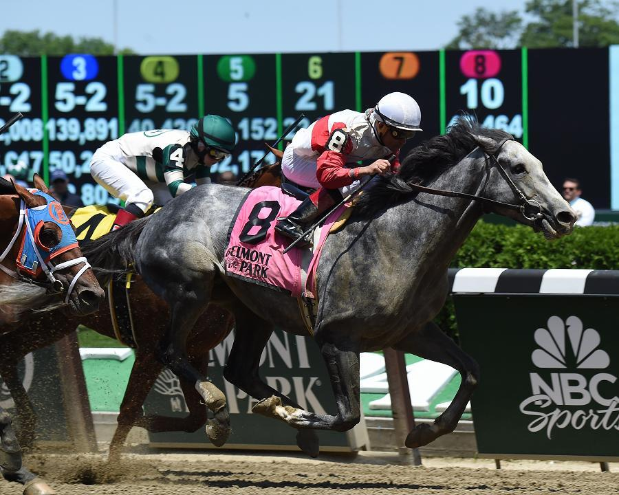Late move takes Norumbega to victory in Grade 2 Brooklyn Invitational
