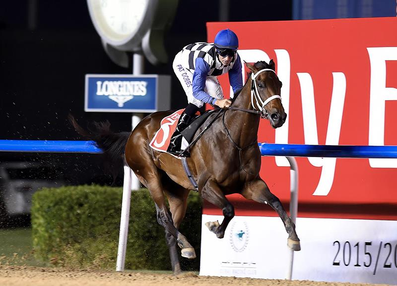 Polar River keeps rolling in Grade 3 UAE Oaks title=