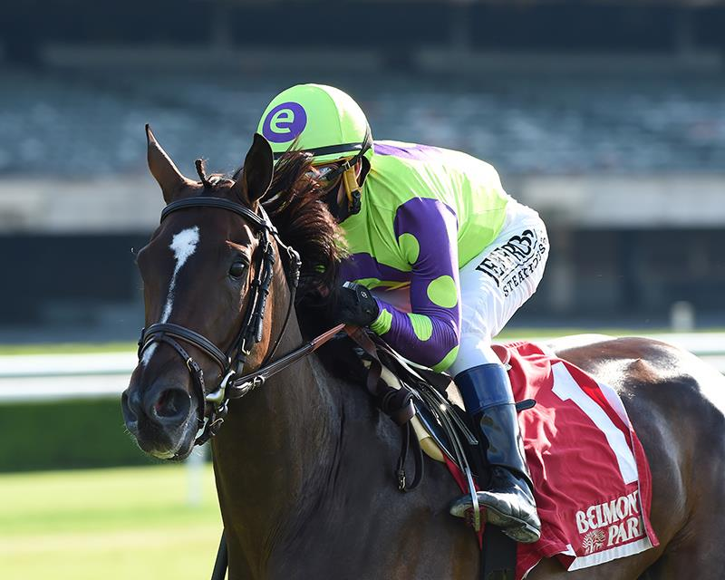 Rushing Fall returns in style to take Beaugay S. (G3) title=