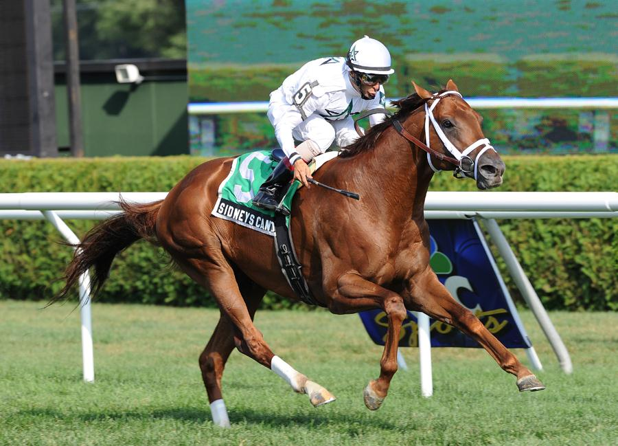 Sidney's Candy finds Saratoga to his liking in G2 Fourstardave S. title=