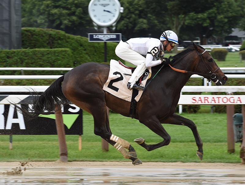 Speightstown filly soars to Rising Star status at Saratoga title=
