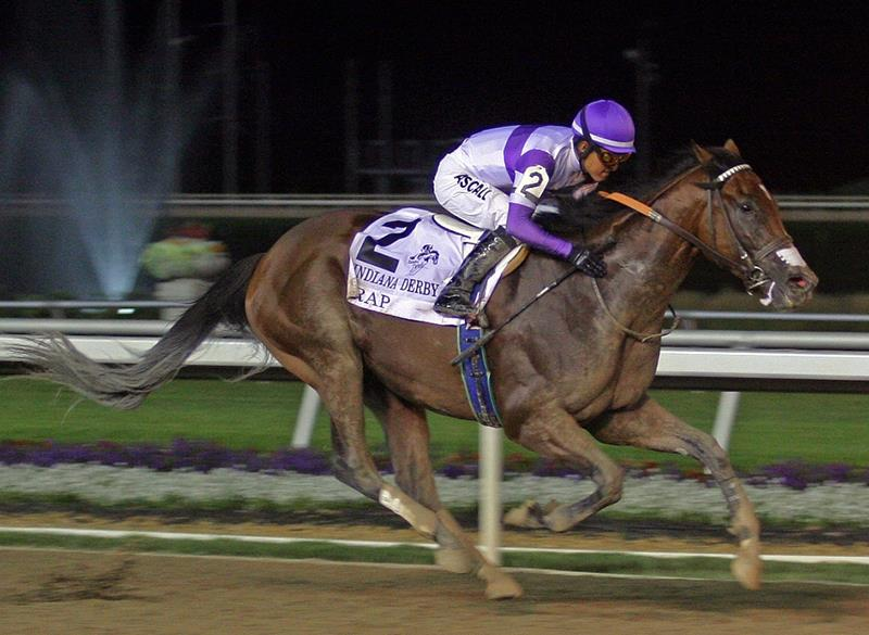 Irap dominates in the $500,000 Indiana Derby (G3) title=