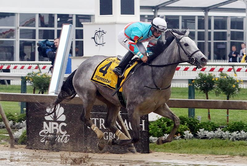 Red Ruby powers to victory in the Black-Eyed Susan S. (G2) - photo by Z