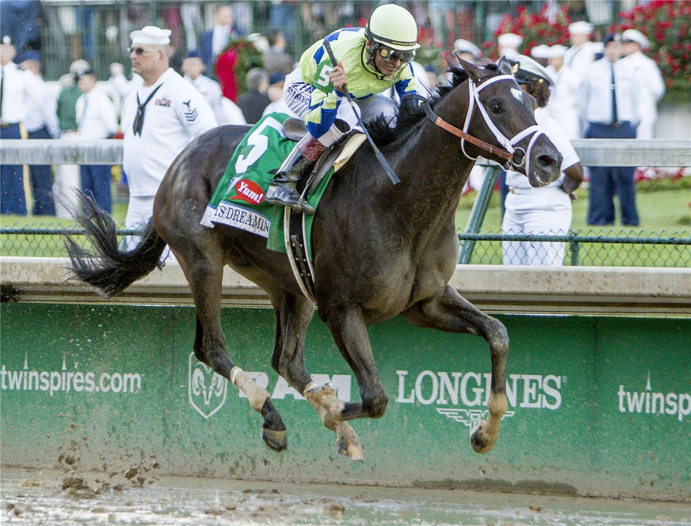 Kentucky Derby Winner Always Dreaming Retires to WinStar Farm title=